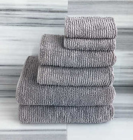 Rogitex Inc Hammam Hand Towel - Marble Grey