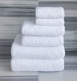 Rogitex Inc Hammam Wash Cloth - White