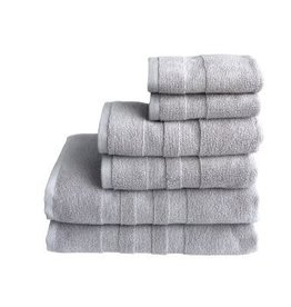 Rogitex Inc Ritz Hand Towel - Light Grey