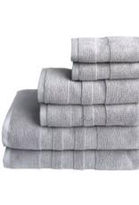 Rogitex Inc Ritz Wash Cloth - Light Grey