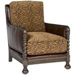 Vanguard Furniture Arm Chair - Coventry Denim