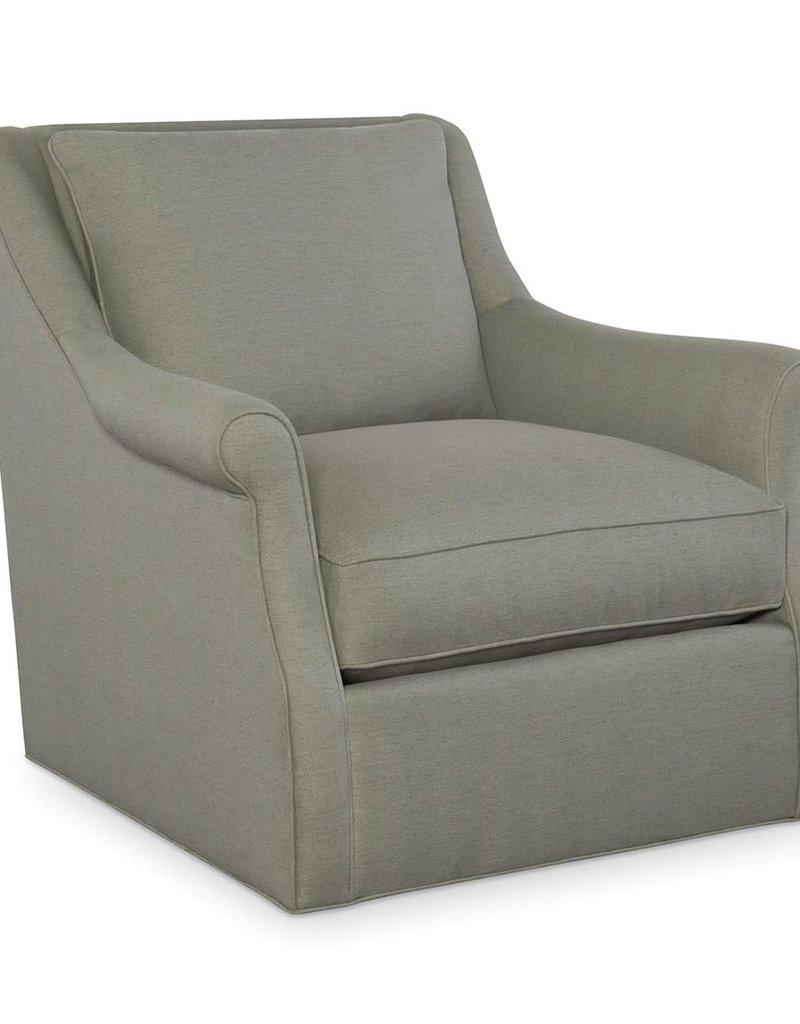 CR Laine Marcelle Swivel Chair - Castellet Jonquil