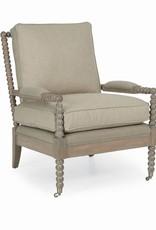 CR Laine Spool Chair Set - Mockingbird Flax