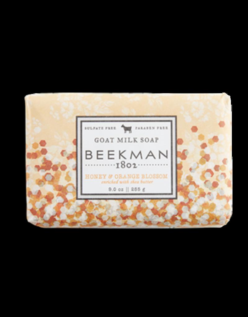 Beekman 1802 Honey & Orange Blossom - Bar Soap