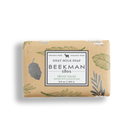 Beekman 1802 Sweet Grass - Bar Soap