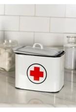 VIP Home & Garden Enamel First Aid Box