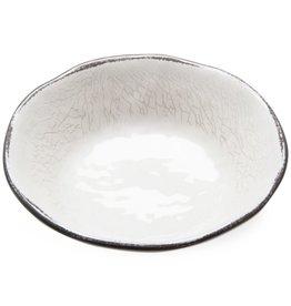 Tag ltd Veranda Ivory - Melamine Bowls S/4