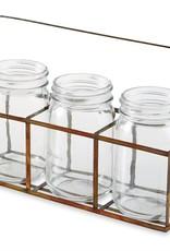 Mudpie Rustic Utensil Basket Set