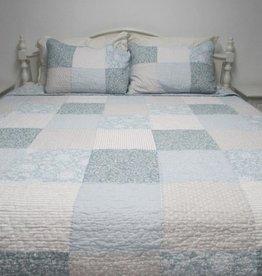 New New Horizons Summer Cottage Quilt Set -