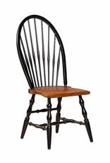 Eddy West Windsor Side Chair - Black