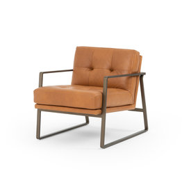 Four Hands Ophelia Chair - Hudson Lager