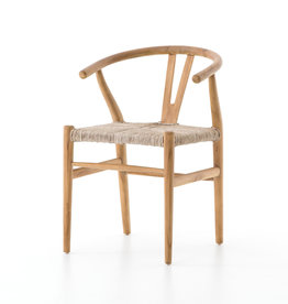 Four Hands Muestra Dining Chair - Natural