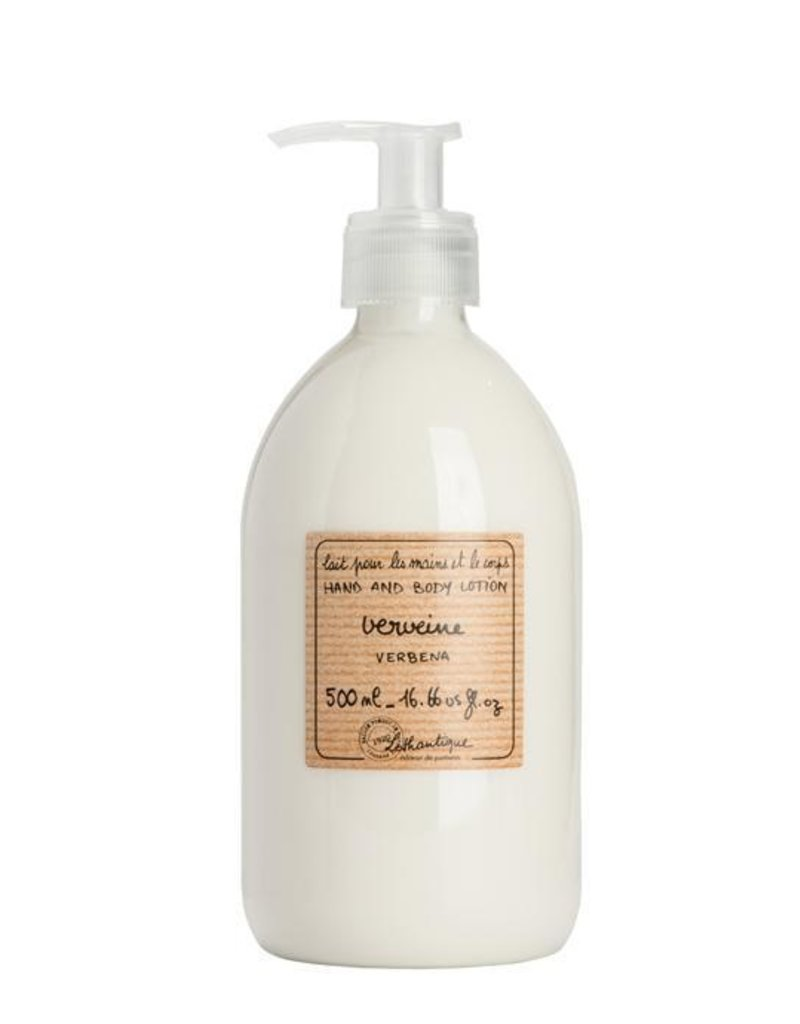 Lothantique Verbena - Hand & Body Lotion
