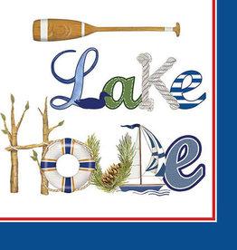 PPD Lake House Serviettes