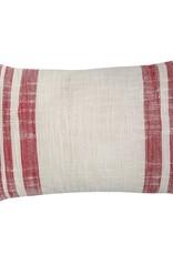 C&F Enterprises Morgan Crimson Pillow