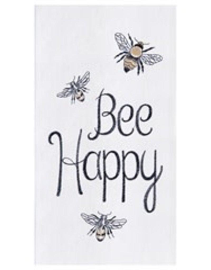 C&F Enterprises Bee Happy Towel