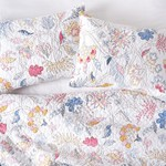 Brie Flamingo Quilt Set