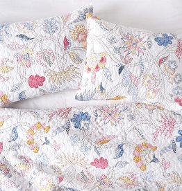 C&F Enterprises Brie Flamingo Quilt Set