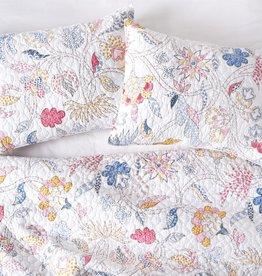 C&F Enterprises Brie Flamingo Quilt Set -