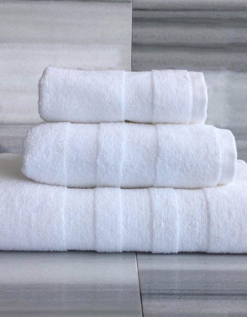 Rogitex Inc Ritz Hand Towel - White