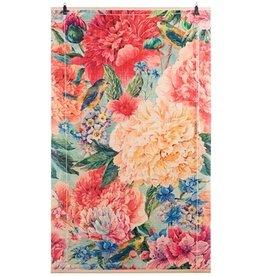 Torre & Tagus Okama Floral Bamboo Shade, 36x60