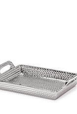 """Torre & Tagus Hammered 10"""" Tray"""
