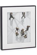 Torre & Tagus Boulevard Black Veneer Frame, 8x10