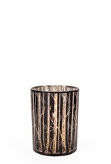 Torre & Tagus Birch Tree Silhouette Candle Holder
