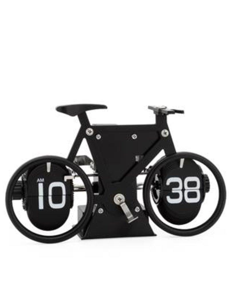 Torre & Tagus Retro Bicycle Flip Clock