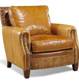 Legacy Leather Orson Chair - Legends Moccasin