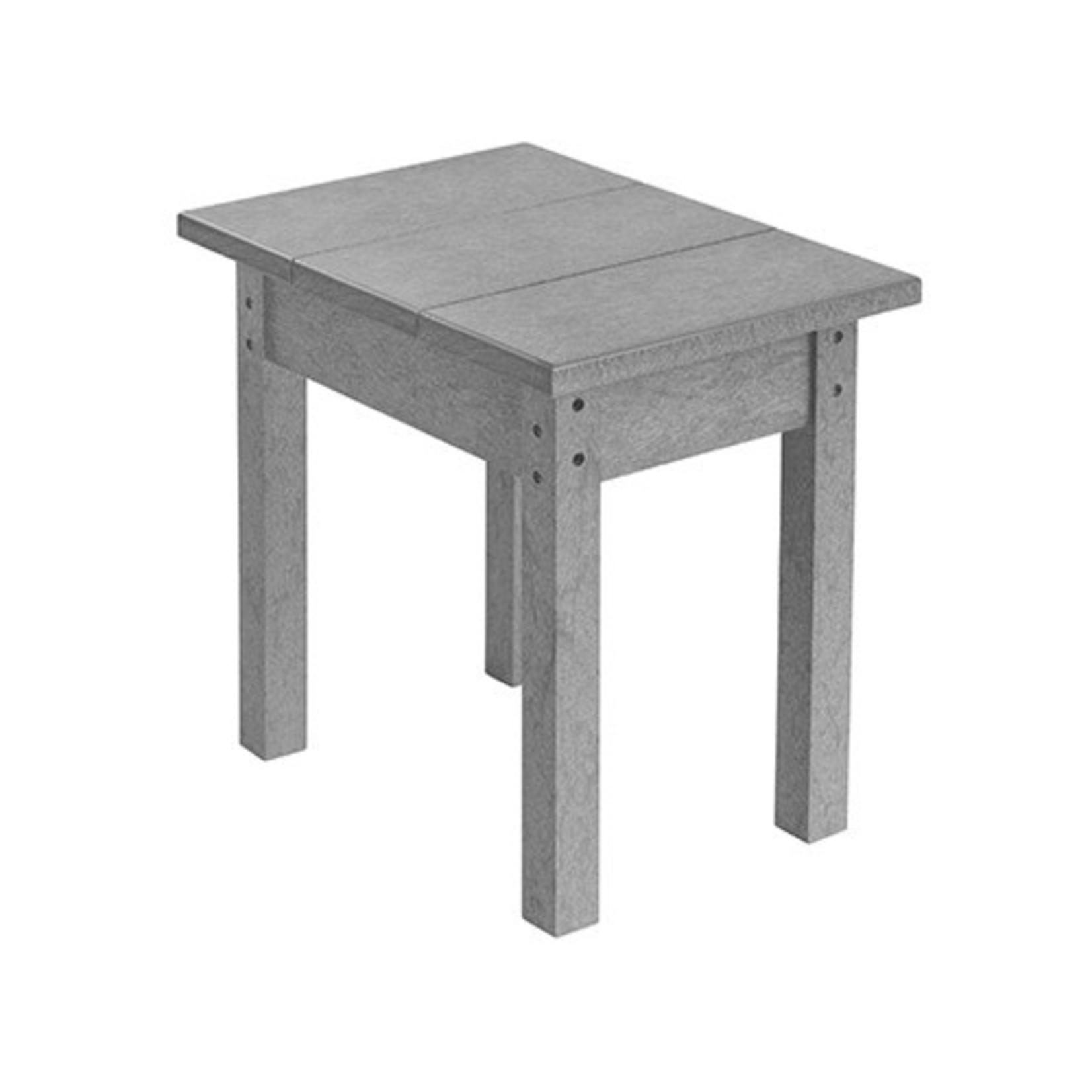 Small Table - Light Grey