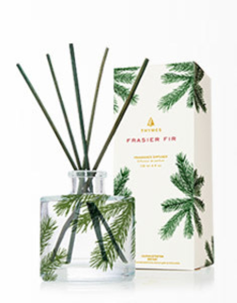 Thymes Frasier Fir Collection - Pine Needle Petite Reed Diffuser