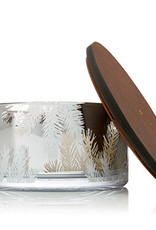 Thymes Frasier Fir Collection - Silver Pine 4 Wick Candle
