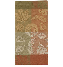 Park Design Leaves Abound Jacquard Napkin