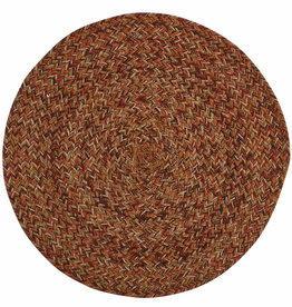 Park Design Allspice Braided Placemat 15""