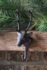 Park Hill Reindeer Hanging Hook