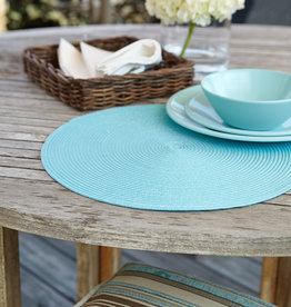 Harman Rotunda Placemat - Aqua