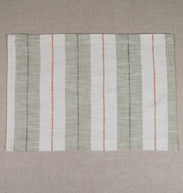 Park Design Neutral Stripe Placemat Terrain