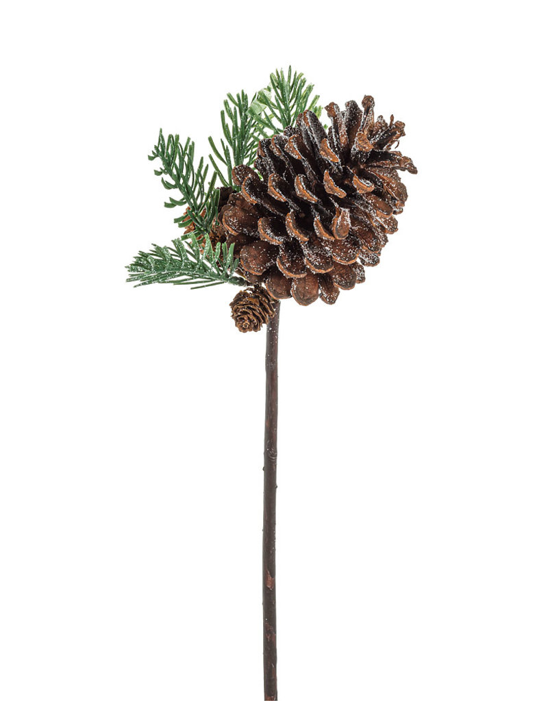 Abbott Pinecone and Fir Branch Pick