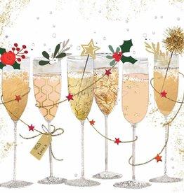 PPD Champagne Glasses - Beverage