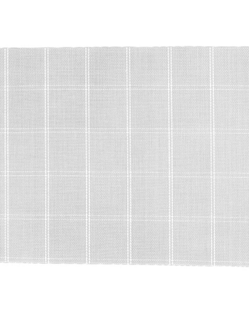 Harman Placemat - Grey Windowpaine