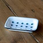 Farmhouse Enamelware - Soap Dish