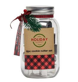 Harman Cookie Cutter Jar