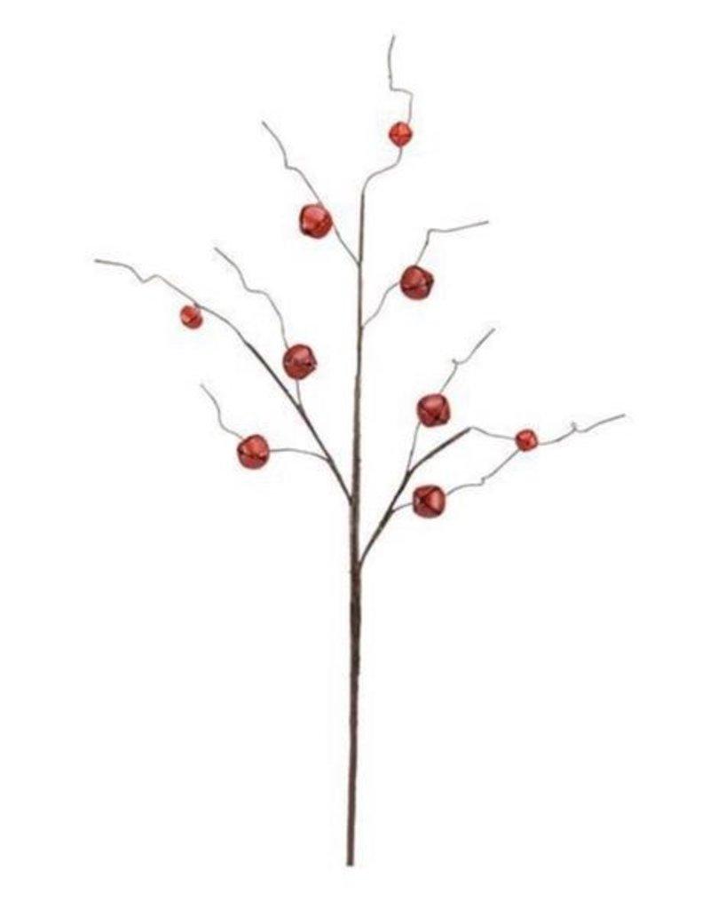 Tri W Imports Red Jingle Bell Spray (Tri)