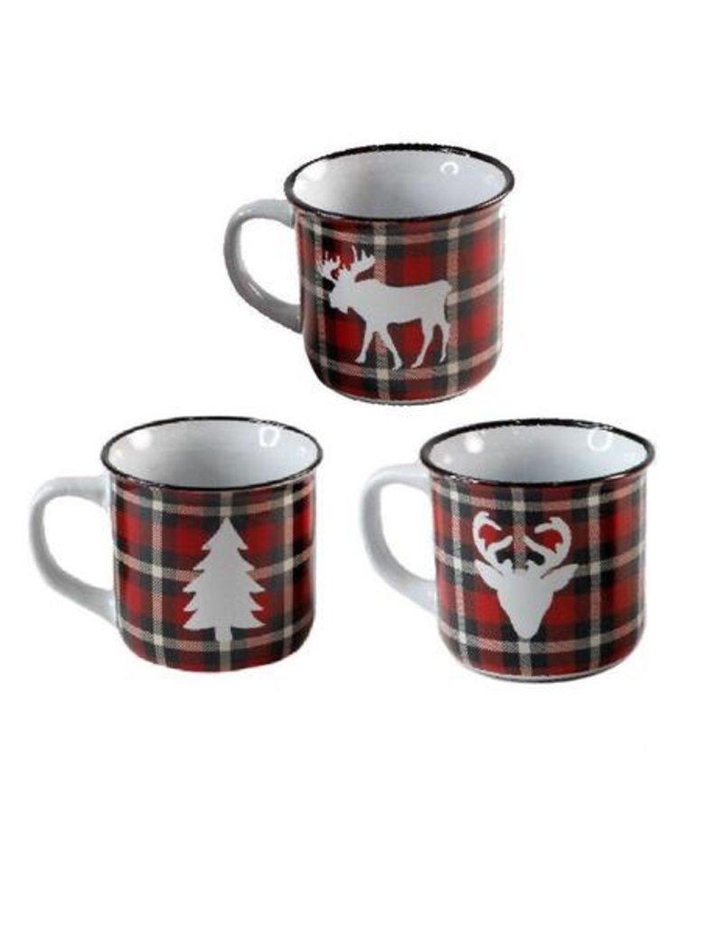 Tri W Imports Festive Mugs