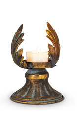 Abbott Leaf Tealight Holder