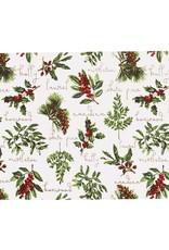 C&F Enterprises Winter Botanical Placemat