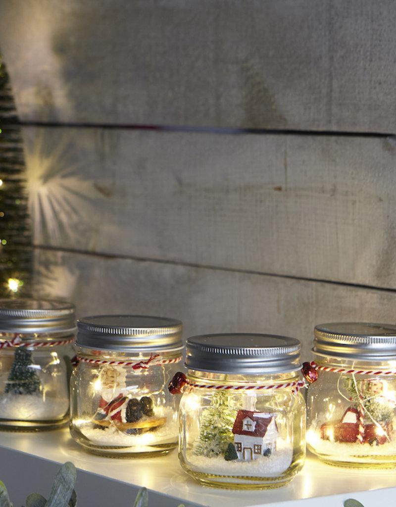 Harman LED Christmas Jar
