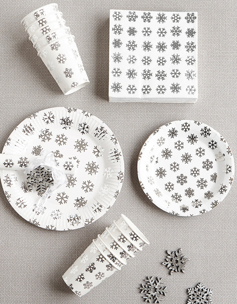 Harman Party in a Box - Silver Snowflakes