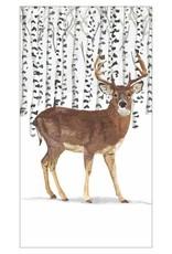 PPD Guest Serviette - Wilderness Stag